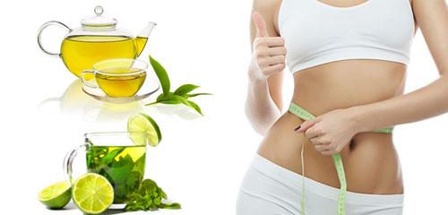 Uống trà xanh để việc giảm béo hiệu quả hơn