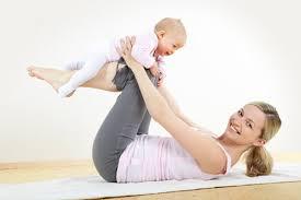 Bí quyết giảm cân sau sinh Đẹp mẹ Khỏe con