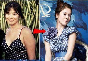 Bí quyết giảm cân nhanh – giảm 2-5kg/ tuần, bí quyết giảm cân của sao Hàn