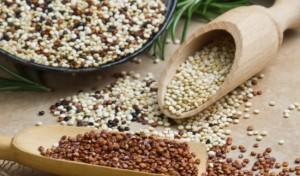Mách bạn thực đơn giảm mỡ bụng hiệu quả cùng hạt Quinoa