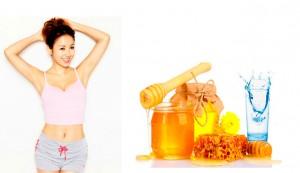 Cách giảm cân bằng mật ong giảm ngay 8kg