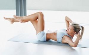 Tips nhỏ giúp bạn tập thể dục giảm mỡ bụng đúng cách