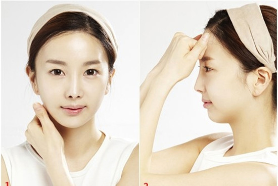 Massage giảm mỡ mặt nhẹ nhàng, hiệu quả