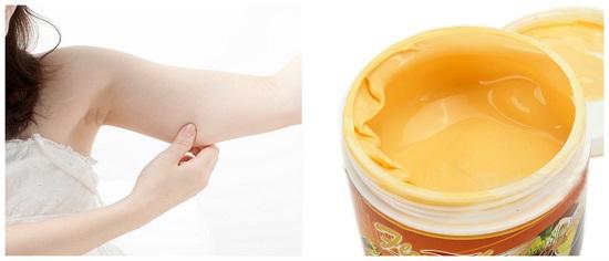 Phương pháp giảm mỡ bắp tay, bắp chân bằng kem tan mỡ