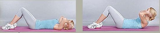 Bài tập giúp giảm mỡ bụng hiệu quả, không tốn sức