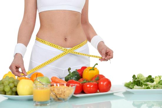 Thực đơn giảm béo cho người thừa cân béo phì