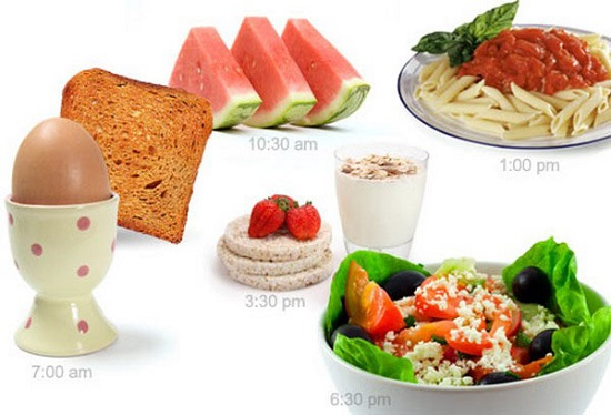 Nguyên tắc giúp giảm cân sau sinh