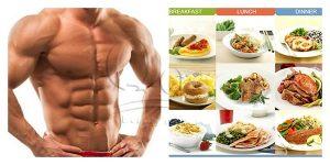 Thực đơn giảm cân cho nam – Giảm 10kg sau 2 tuần