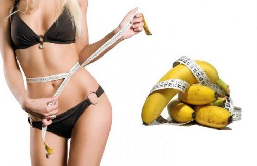 Ăn chuối cách giảm mỡ bụng hiệu quả