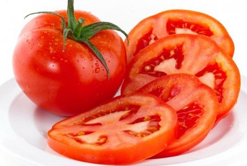 Ăn cà chua không gây béo phì
