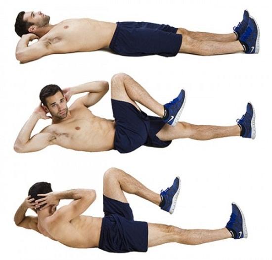 7 Bài tập giảm mỡ bụng nhanh nhất trong 1 tuần cho cả nam và nữ 1