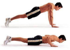 Chuẩn thân hình 6 múi với Top 10 bài tập giảm mỡ bụng cho nam