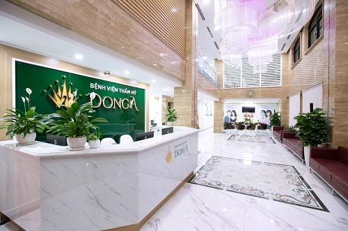 Bệnh viện thẩm mỹ Đông Á
